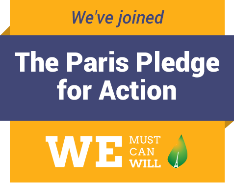 Paris Pledge for Action Logo