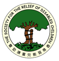 The Society for the Relief of Disabled Children Logo